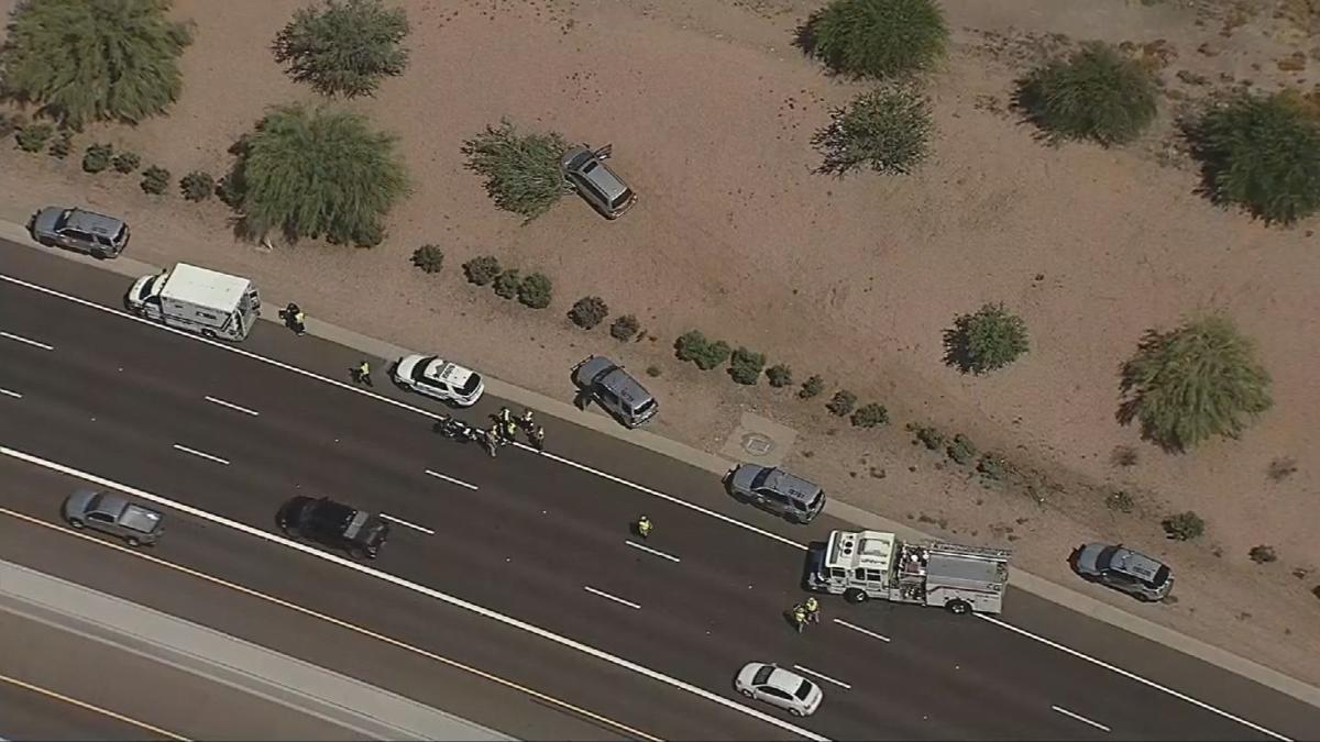 Loop 202 hit and run investigation
