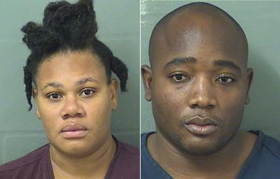 Parents charged after daughter left in park