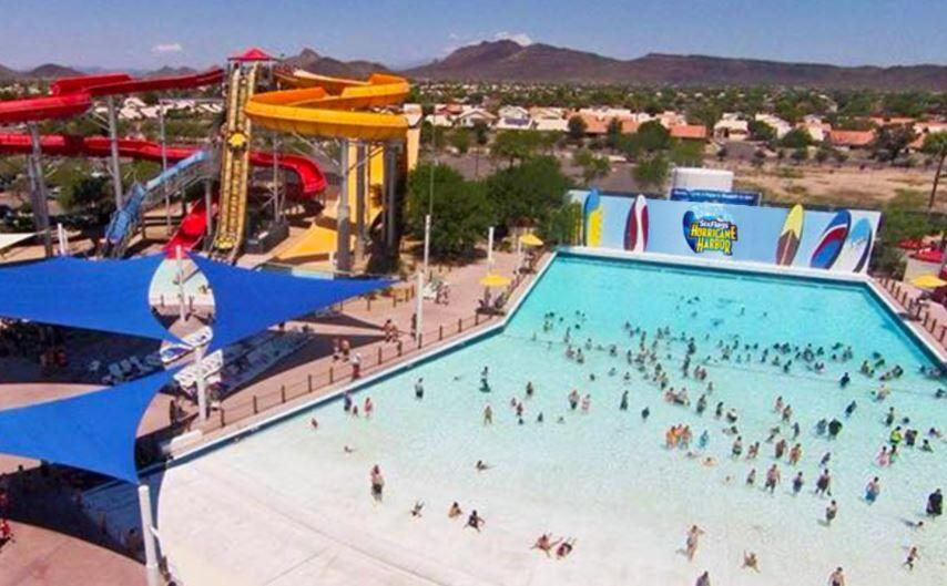 Six Flags Hurricane Harbor Phoenix to reopen Saturday, March 13