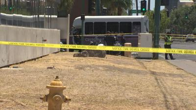 Deadly bus/motorcycle crash on Third Avenue and Osborn Road