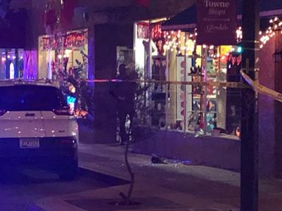 Glendale shooting leaves man seriously hurt, police say