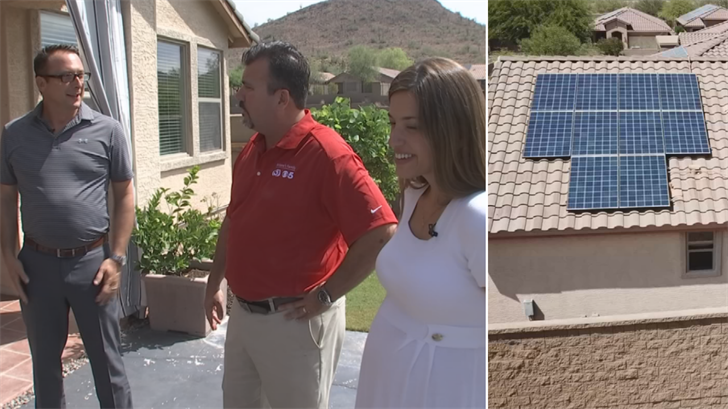 Anthem couple has problems selling home with solar