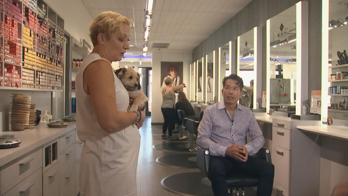 Phoenix salon owner believes being a 'workaholic' may have led to stroke