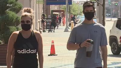Tempe face masks
