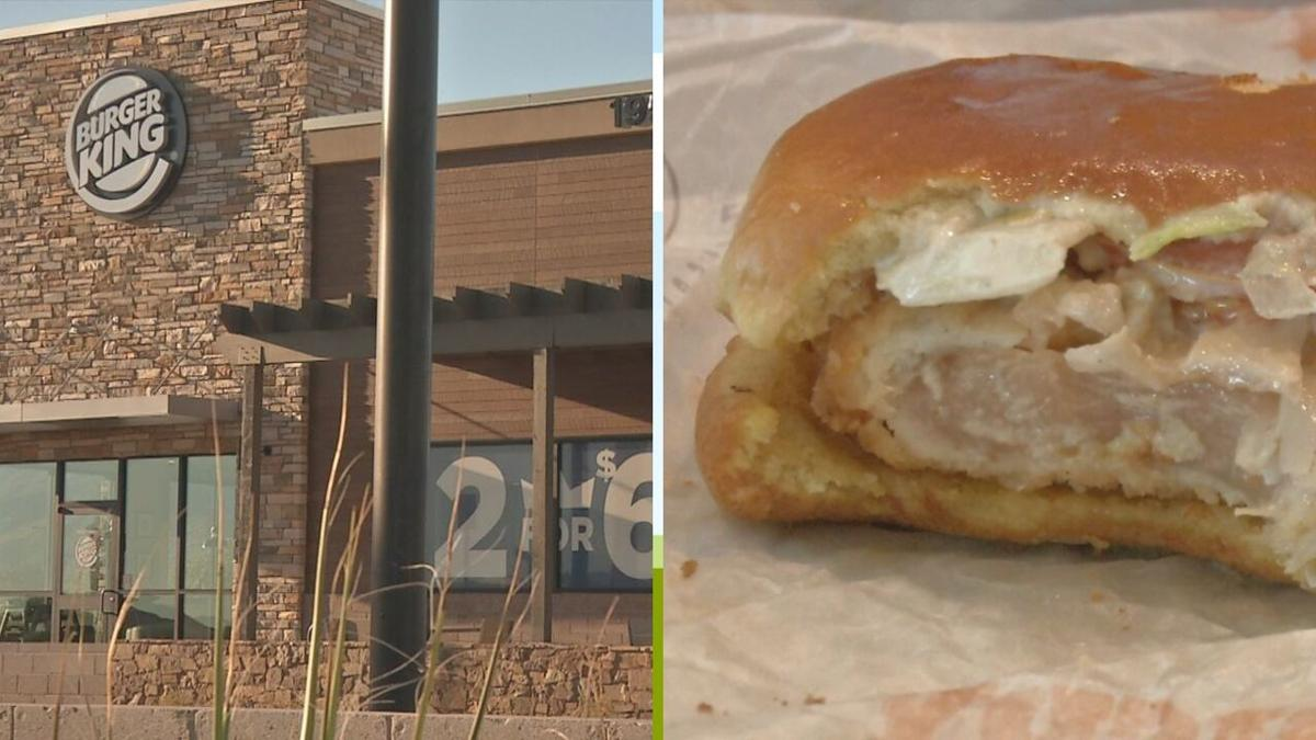 Buckeye fast food restaurant accused of serving under cooked chicken