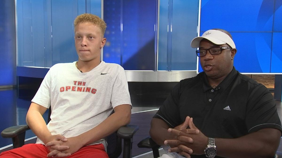 Big Future Ahead For Pinnacle Quarterback Spencer Rattler Archives Azfamily Com
