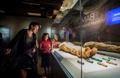 """""""Mummies of the World: The Exhibition"""""""