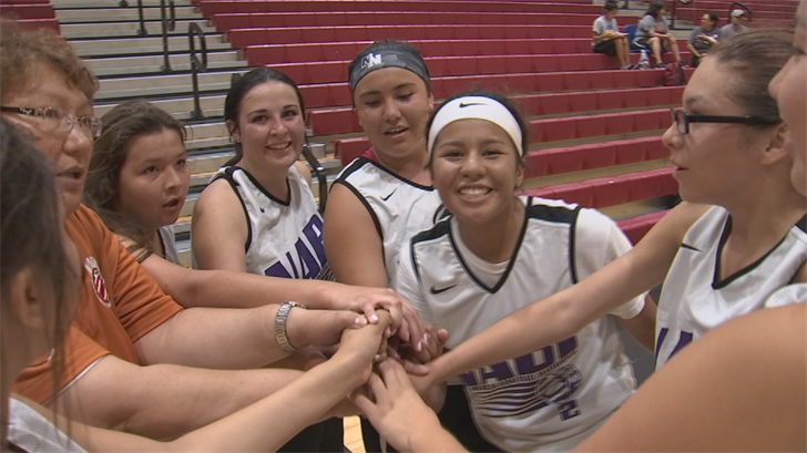 16th annual Native American Basketball Invitational underway in Maricopa