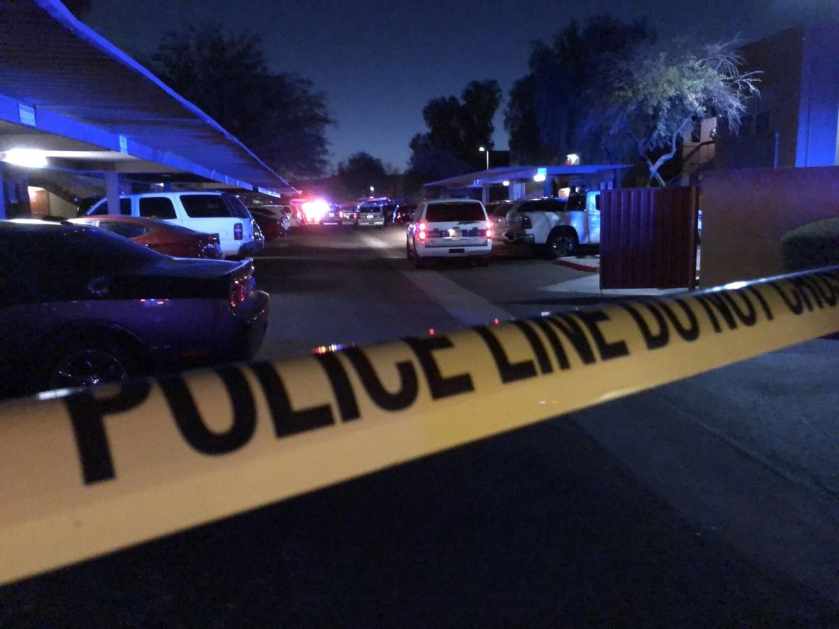 16-year-old teen shot, in critical condition after shooting in Phoenix