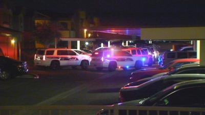 West Phoenix shooting - 72nd Ave