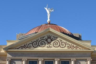 Arizona Capitol copper top