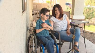 Coronavirus brings new challenges for Phoenix 11-year-old with special needs