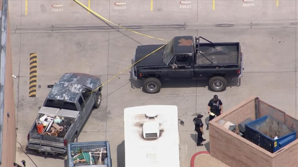 Suspect hospitalized after shooting involving Peoria police