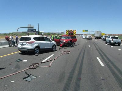 Big rig driver not charged after fatal I-17 collision