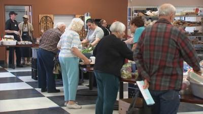 Sun City senior center offers home-cooked meals to go for people over 60