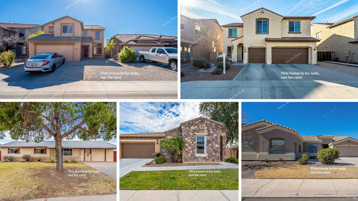 PHOTOS: 5 practical homes under $600K with 4 bedrooms or more