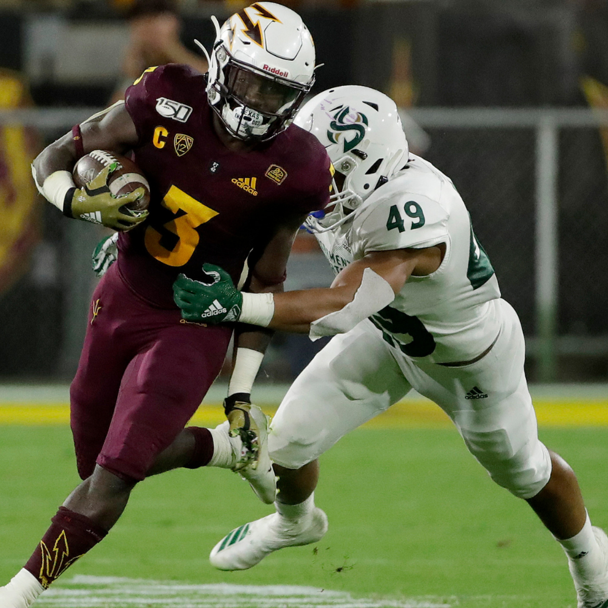 OL issues plague Sun Devils in a 19-7 win over Sacramento
