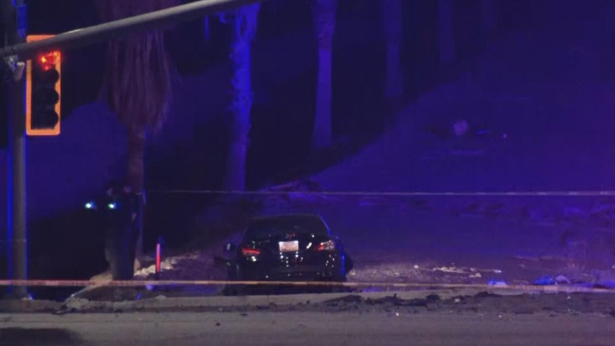 Glendale intersection closed at 99th Ave and Maryland after deadly hit-and-run
