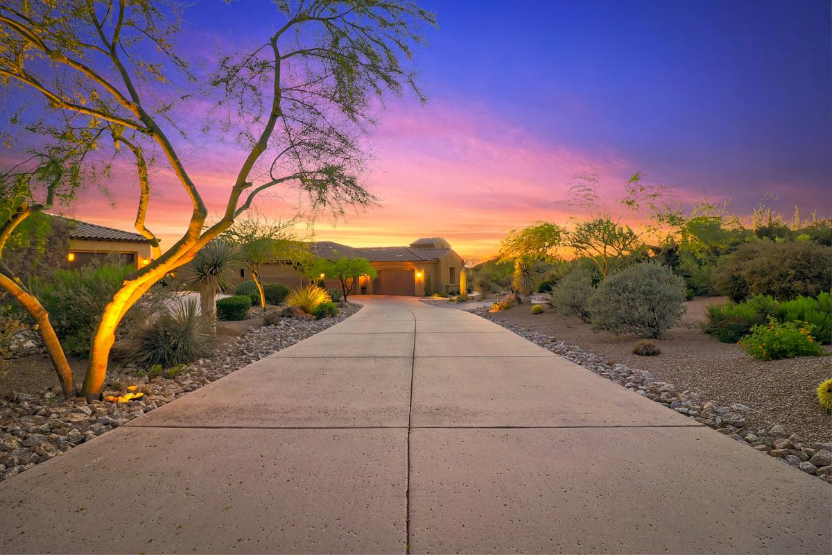 $1.45 million home goes on sale in Scottsdale