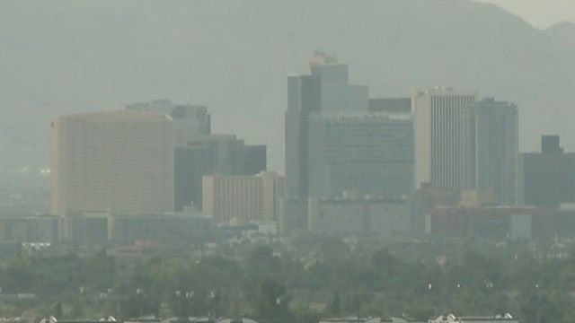 Pollution advisory issued Tuesday for metropolitan Phoenix