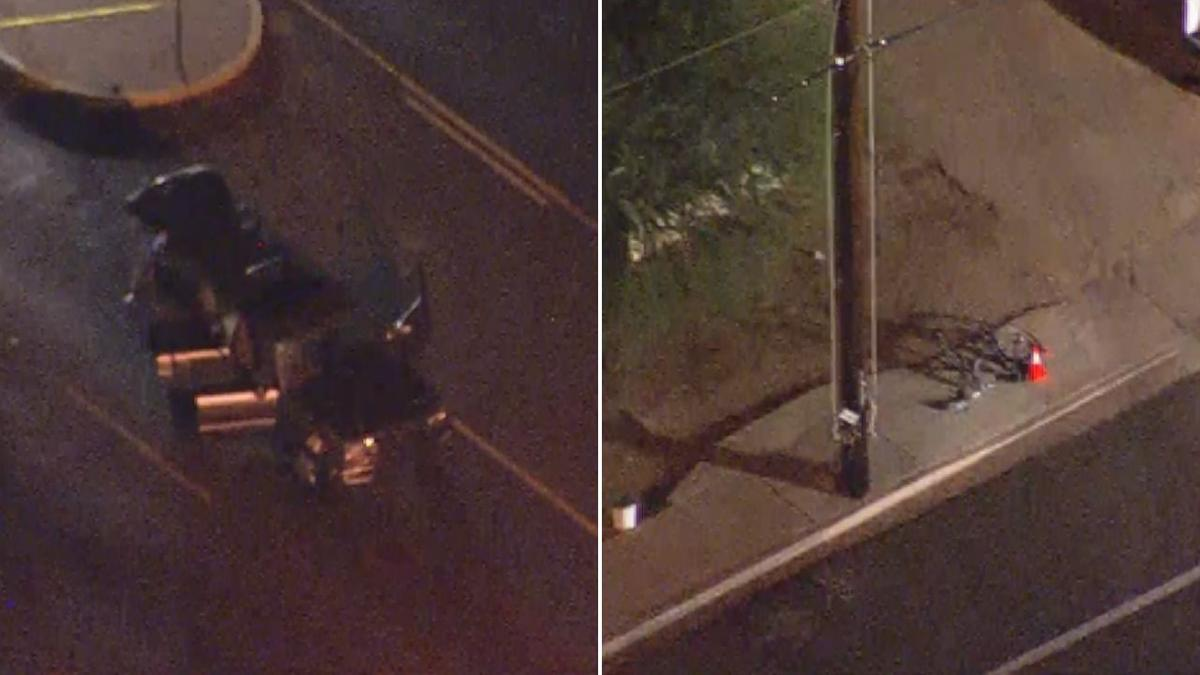 PD: Bicyclist hit, killed in Gilbert