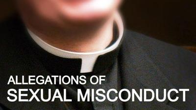 Priest - Sexual misconduct allegations