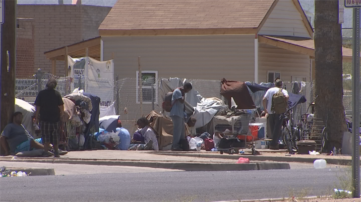 Homeowners terrified as non-profits say homeless now looking for help in other neighborhoods