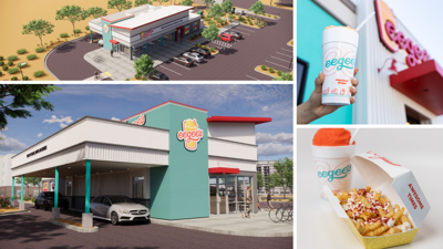 eegee's planned Mesa location