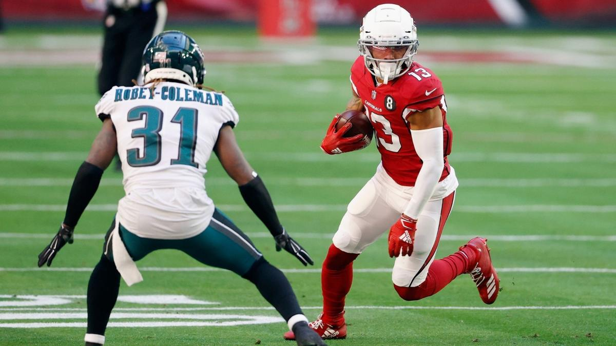 The Arizona Cardinals faced off against the Philadelphia Eagles in Glendale Sunday