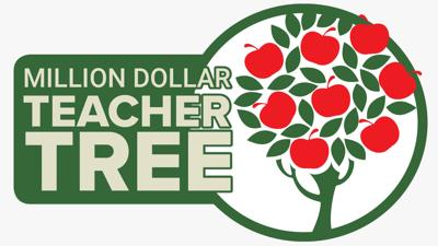 Million Dollar Teacher Tree