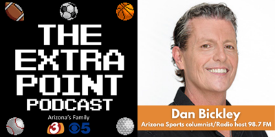 Extra Point Podcast: Dan Bickley