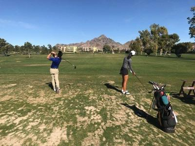 The Jr. Golf program in Arizona is alive and well