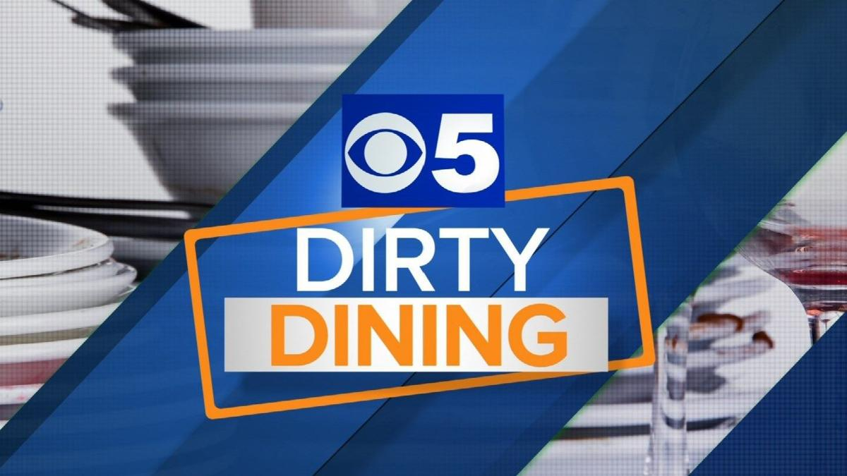Dirty Dining Aug. 18: Roaches and Mold Growth. Yuck!