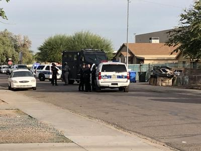 Person sent to hospital after shooting in Phoenix