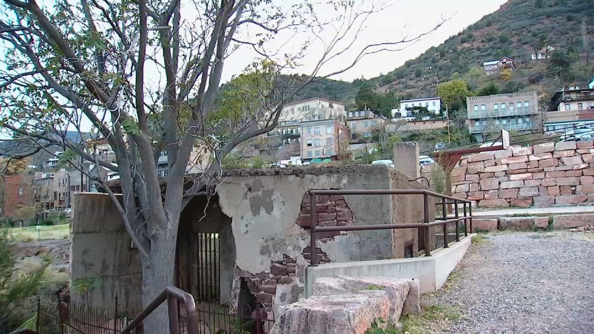 Jerome's Famous Sliding Jail is locked up in controversy over its future