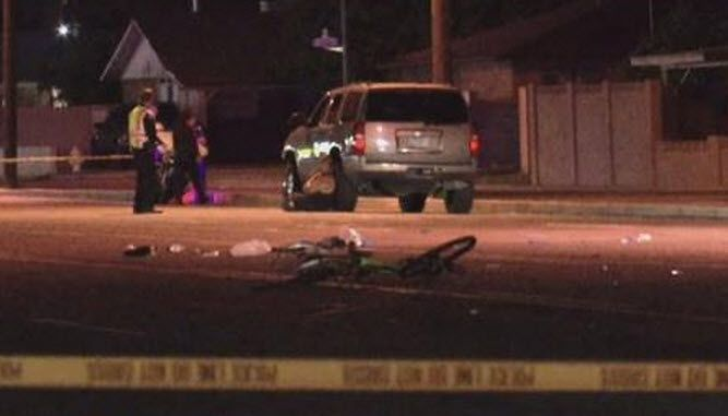 Bicyclist hit, killed by car identified