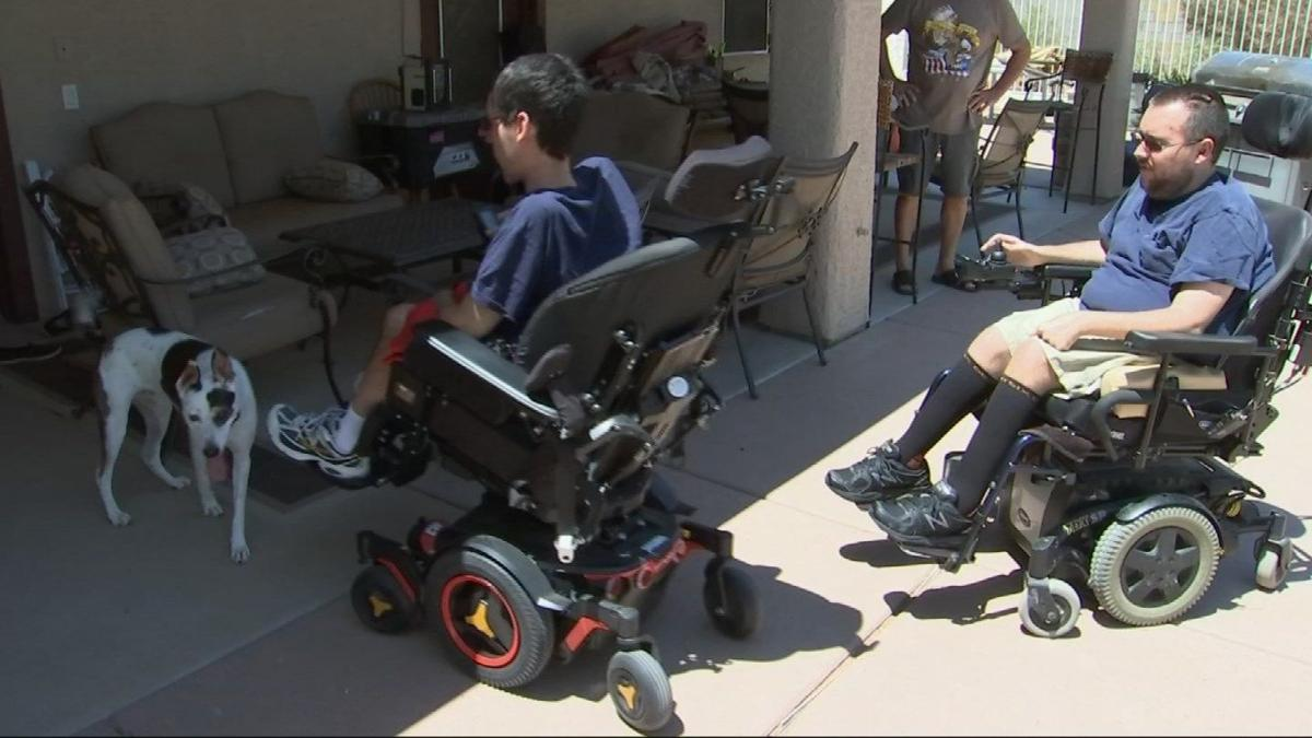 Phoenix family's Labor Day fundraising comes full circle