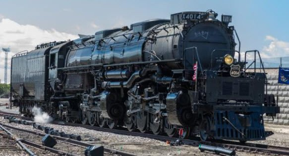 "Union Pacific's ""Big Boy 4014"""
