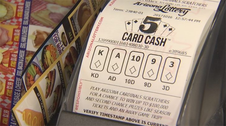 AZ Lottery offering refunds on tickets following computer glitch
