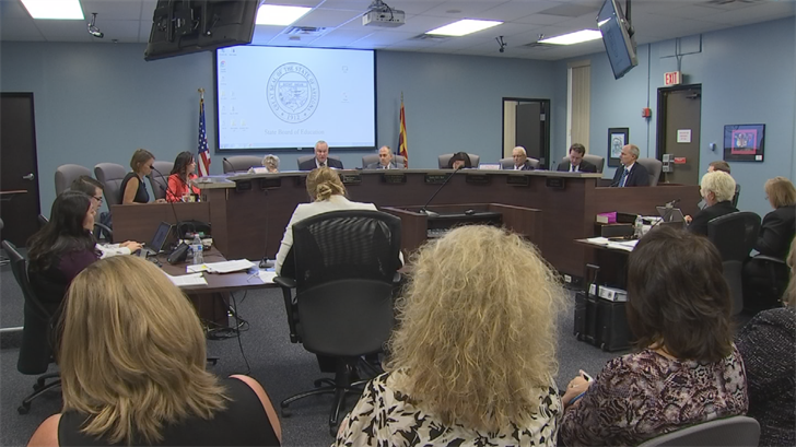 Education board votes to review new grading system