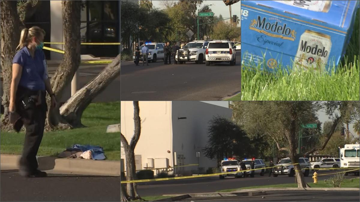 1 dead, 4 wounded in shooting at illegal warehouse party in Phoenix
