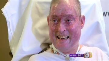 Disabled man who saved family from fire released from Ariz. Burn Center