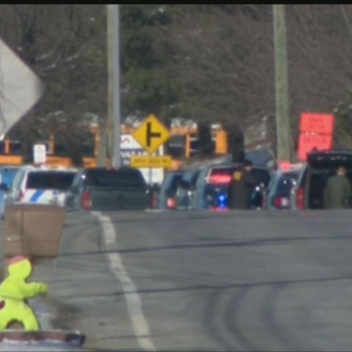 Hostage situation at New Jersey UPS facility 'resolved
