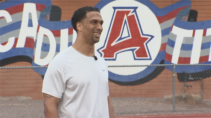 Taylor Made: Former Valley football star returns home to coach Arcadia High School