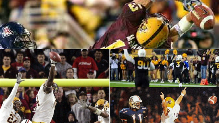 Beating Arizona: 6 Sun Devils discuss their legendary Territorial Cup plays
