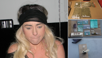 PCSO: Deputies find various drugs in impaired pregnant woman's vehicle