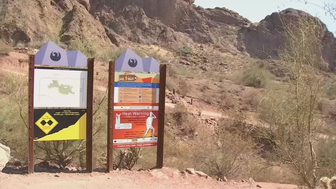 New data shows closing popular hiking trails in extreme heat is working