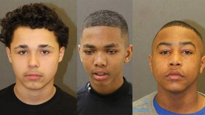 Three 14-year-olds, one 12-year-old charged with rape of 19-year-old woman