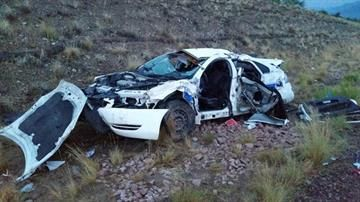 DPS officer hospitalized after weather-related crash near Payson