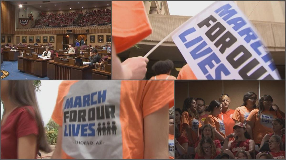 AZ Senate approves funding for school resource officers, House votes next